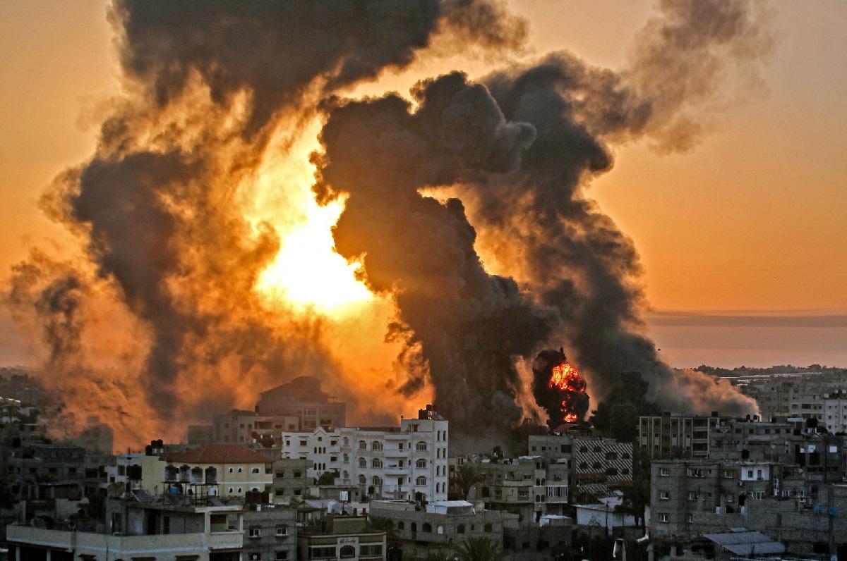 Desde Gaza habla un luchador palestino