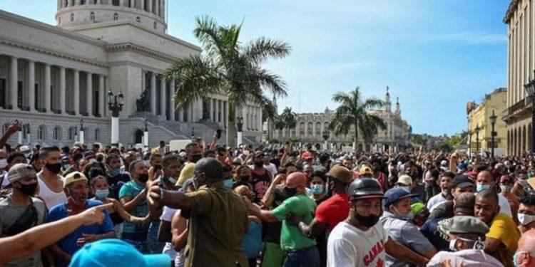 ¿Por qué protesta el pueblo cubano?