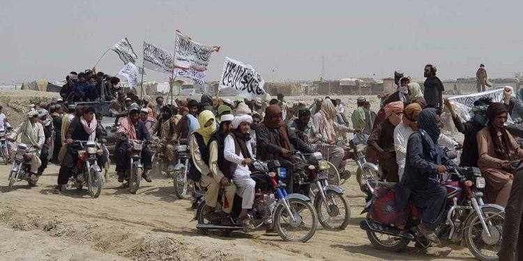 Los yanquis se retiran derrotados de Afganistán